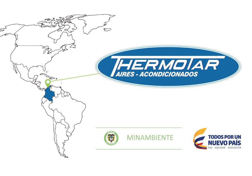 Primer fabricante de equipos con refrigerante R290 en el mundo.