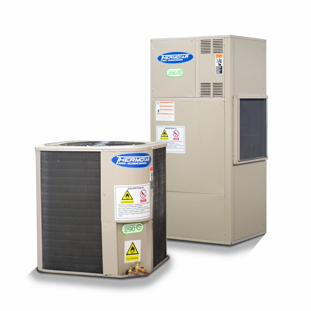 Thermotar Fabricante de Aires Acondicionados con Refrigerante R290 para proyecto Protocolo Montreal de Energia Sostenible